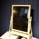 Edwardian Painted Mahogany Dressing Mirror SOLD- Ref:1033