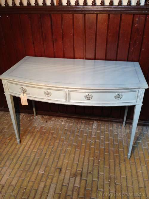 Edwardian Painted Pine Table Desk SOLD