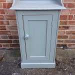 Victorian Painted Pine Pot Cupboard SOLD