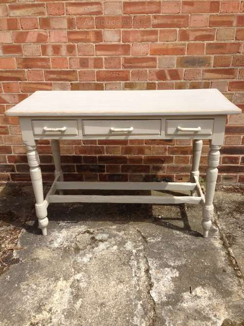 Late 19th Century Painted Pine Table SOLD
