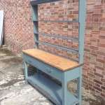 Late 19th Century Painted Pine Dresser SOLD