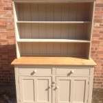 Victorian Painted Pine Country Dresser SOLD
