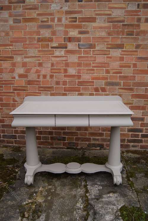 Mid Victorian Painted Mahogany Wash Stand SOLD- Ref:1019