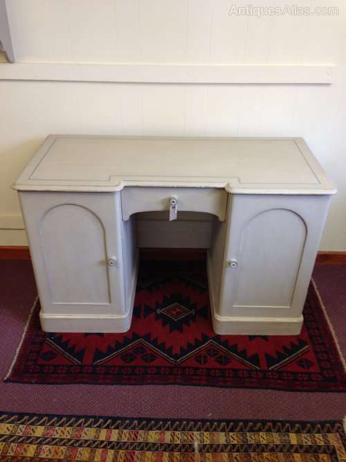Victorian Painted Pine Dressing Desk SOLD