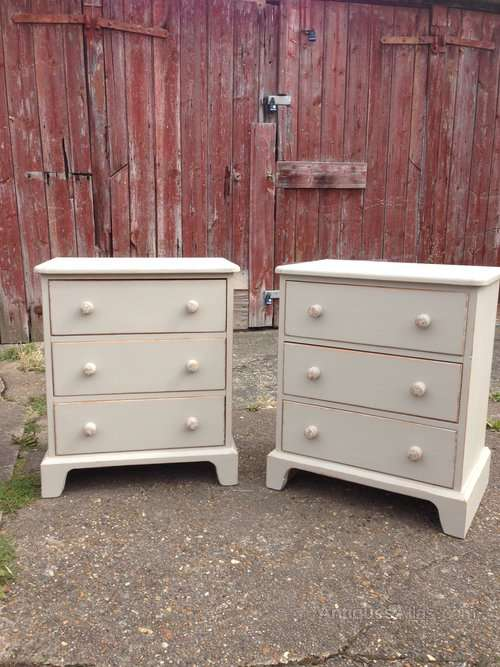 Pair Of 1960's Bedside Drawers SOLD