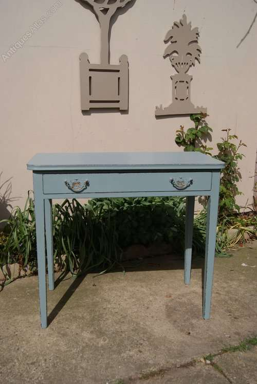 Regency Painted Mahogany Side Table SOLD- Ref:1017