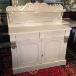 William IV Painted Mahogany Chiffonier SOLD