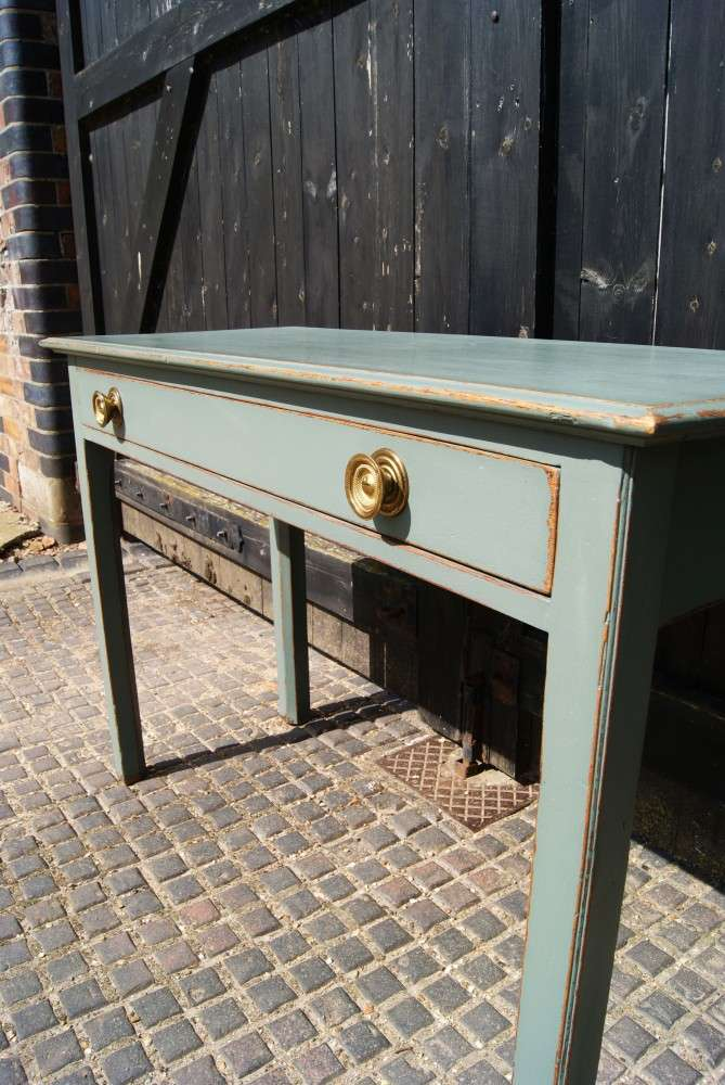 Victorian Painted Oak Side Table SOLD- Ref:1050