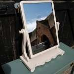 Mid Victorian Painted Mahogany Dressing Mirror SOLD- Ref:1053