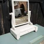 Mid Victorian Painted Mahogany Mirror SOLD- Ref:1054