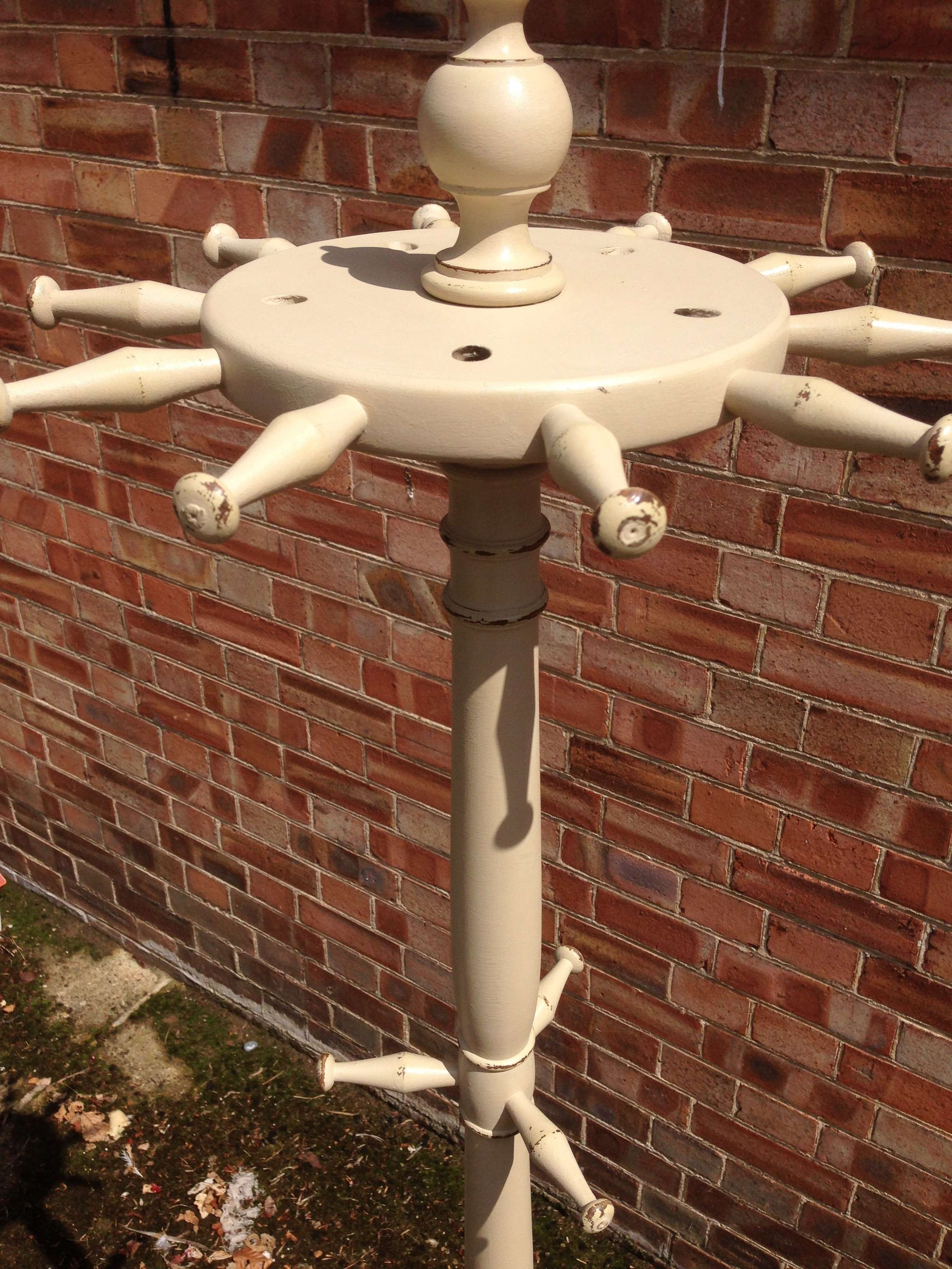 1920's Painted Beech French Hat Stand SOLD- Ref:1036
