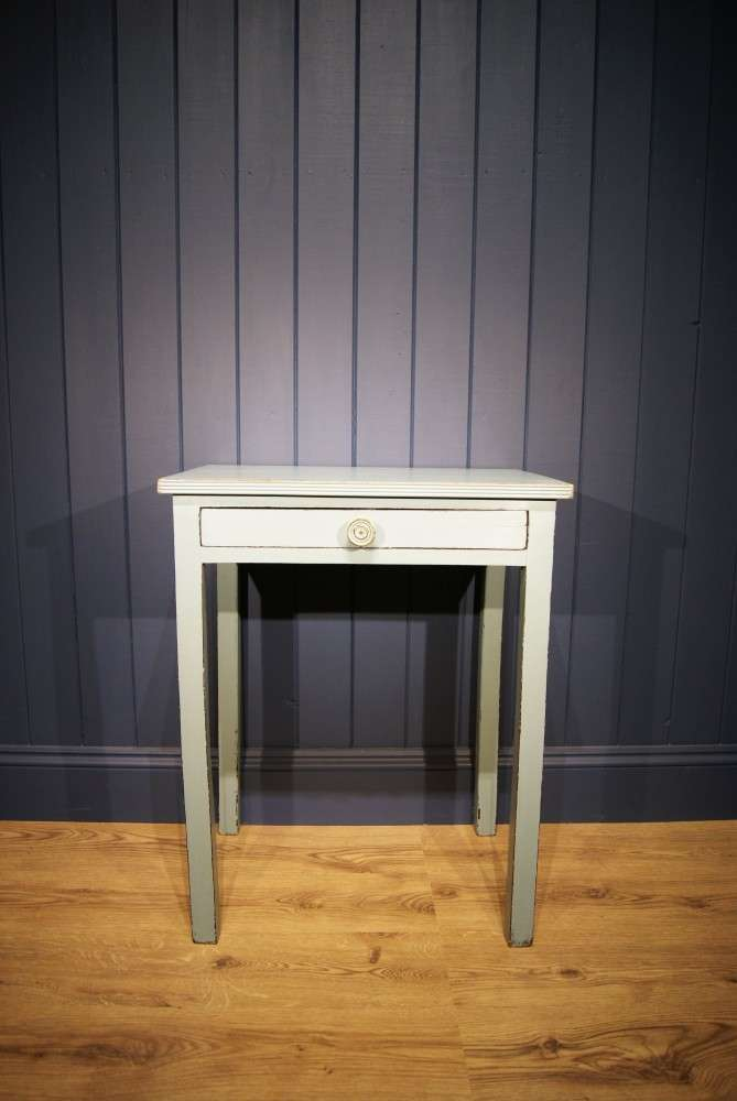 Regency Painted Mahogany Small Table SOLD- Ref:1056