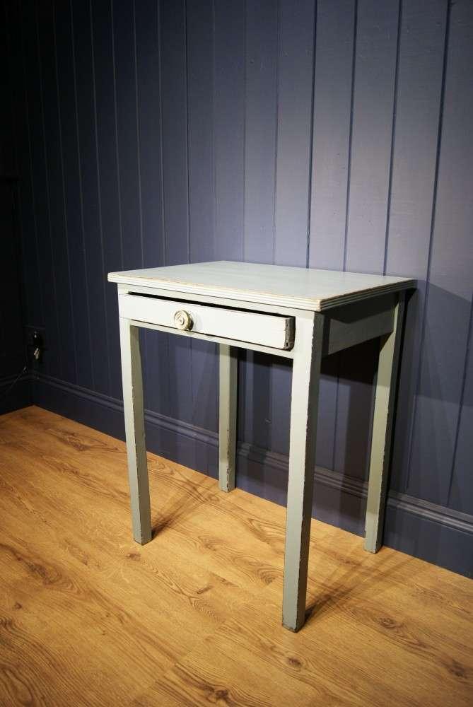 Regency Painted Mahogany Small Table2