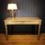 Mid Victorian Painted Dressing/Writing Table SOLD- Ref:1061