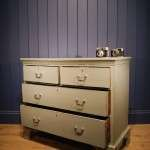 Regency Painted Mahogany Chest Of Drawers SOLD- Ref:1070