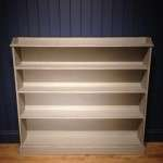 Edwardian Painted Pine Book shelves SOLD- Ref:1072