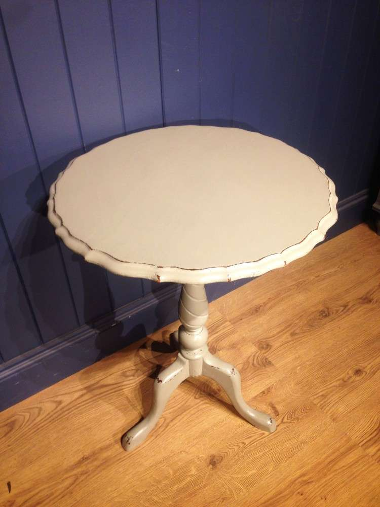 Mid Victorian Painted Oak Tripod Table SOLD- Ref:1098