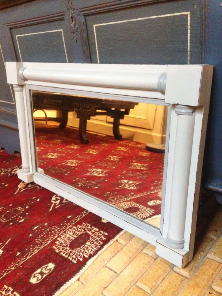 William IV Painted Rosewood Over Mantle Mirror SOLD- Ref:1100
