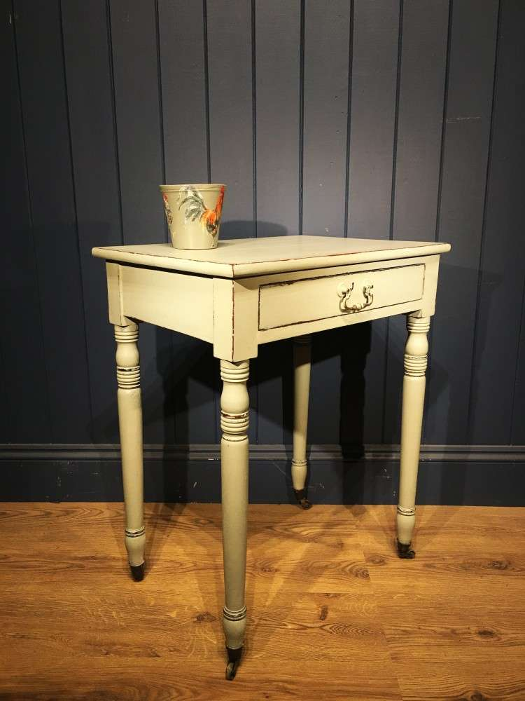 Early 19th Century Painted Mahogany Side Table  SOLD- Ref:1114