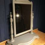 Victorian Painted Mahogany Dressing Mirror SOLD- Ref:1117