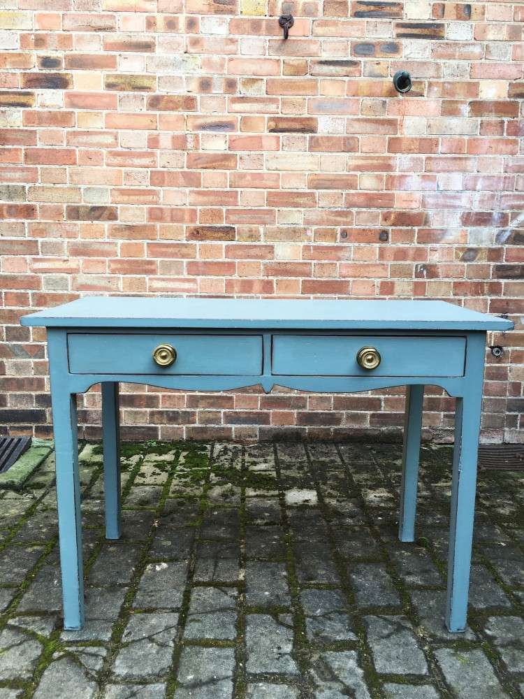 Regency Painted Mahogany Side Table SOLD- Ref:1123