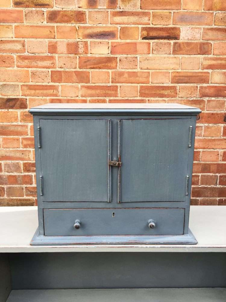Edwardian Painted Mahogany Table Cabinet SOLD- Ref:1146