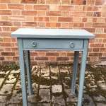 Small Georgian Painted Mahogany Side Table SOLD- Ref:1144