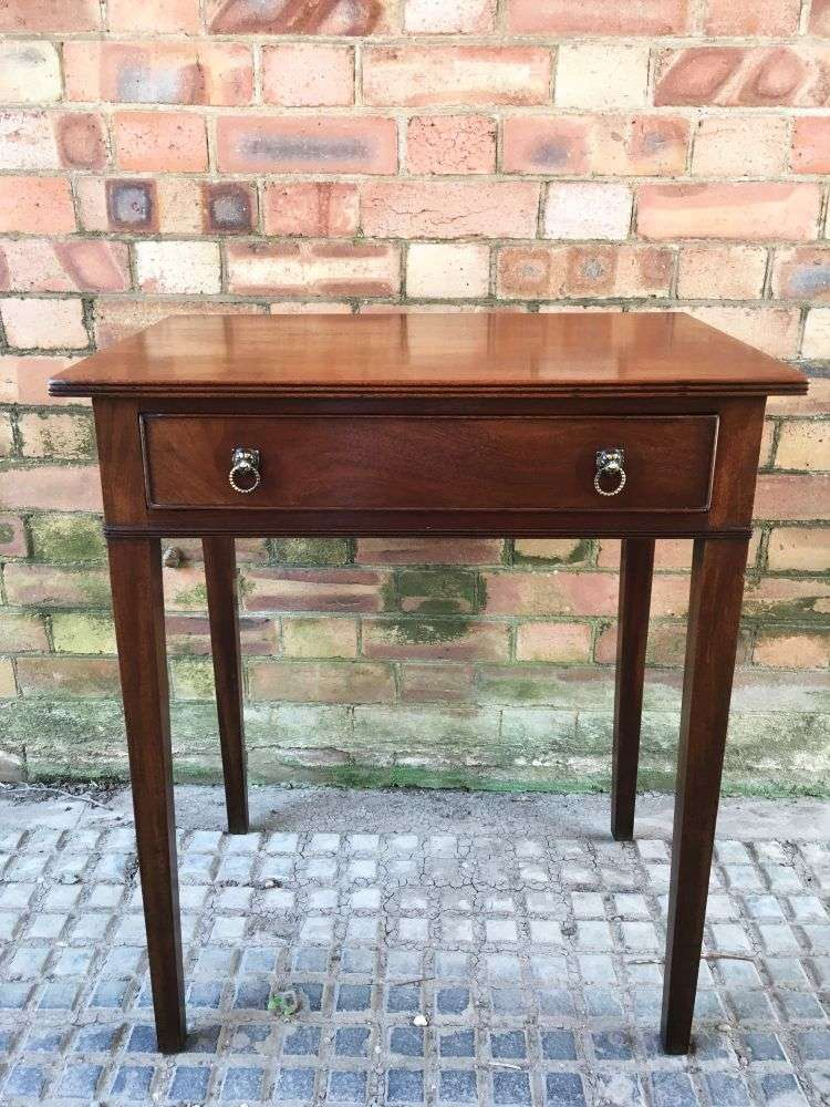 Early 19th Century Rare Small Sized Side Table SOLD- Ref:1149