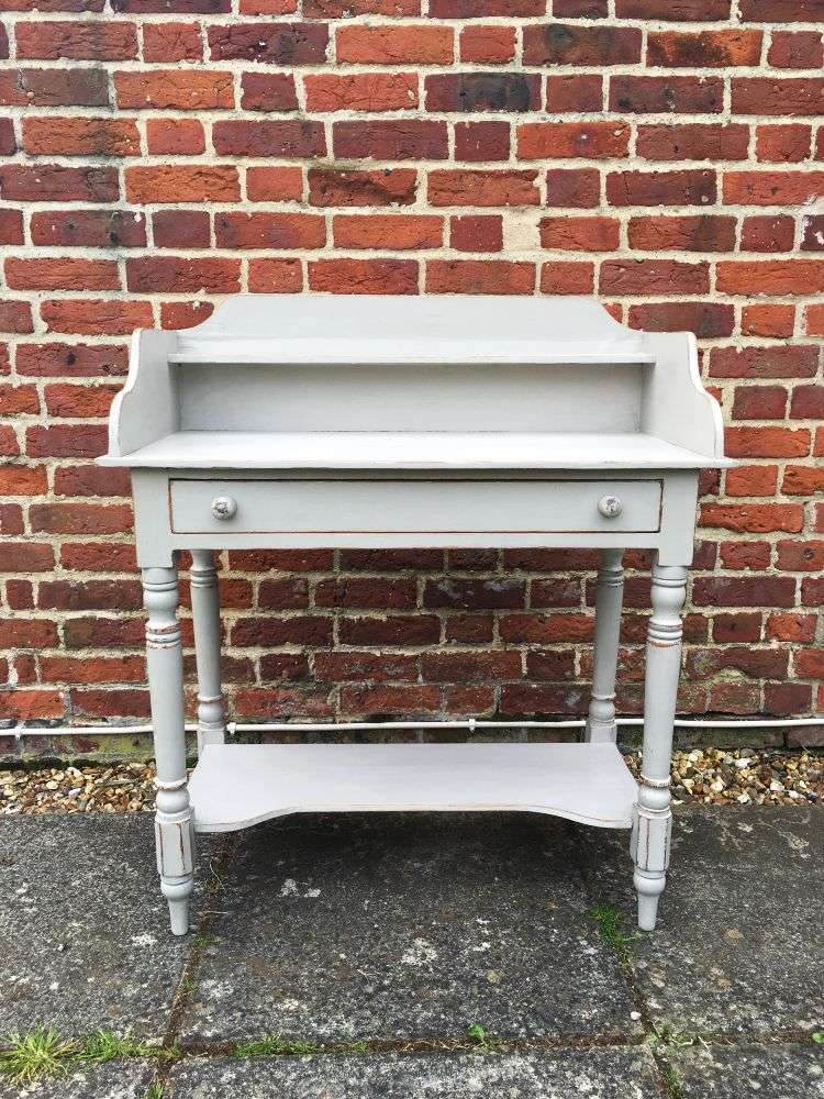 Victorian Painted Pine Washstand SOLD- Ref:1153
