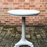 William IV Painted Mahogany Wine Lamp Table SOLD- Ref:1158