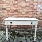 Mid Victorian Painted Mahogany Side Table SOLD- Ref:1161