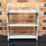 Victorian Painted Pine Small Hanging Shelves SOLD- Ref:1169