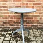 Regency Painted Mahogany Tripod Table SOLD- Ref:1172