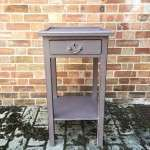 Edwardian Painted Pine lamp Table SOLD- Ref:1183
