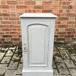 Late Victorian Painted Mahogany Pot Cupboard SOLD- Ref:1200