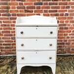 Regency Painted Pine Country Dresser Chest SOLD- Ref:1218