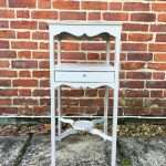 Regency Painted Mahogany Bedside Table SOLD- Ref:1217