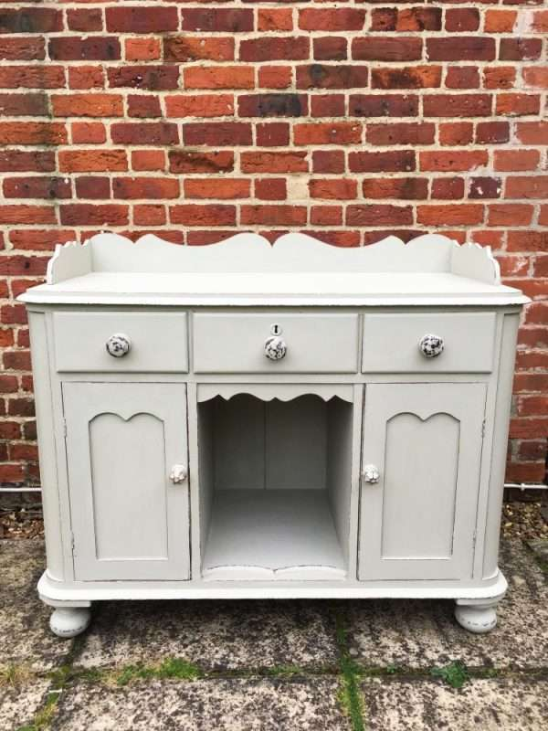 Mid Victorian Painted Mahogany Small Dresser  SOLD- Ref:1220
