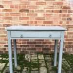 Mid Victorian Painted Mahogany Side Table  SOLD- Ref:1223