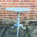 Mid Victorian Painted Mahogany Tripod Table SOLD – Ref:1231