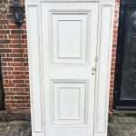 Mid Victorian Painted Pine Wardrobe SOLD- Ref:1238