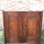 1930's Oak 2 Door Cupboard SOLD- Ref:1249