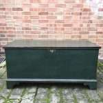Regency Painted Pine Box Coffer  SOLD- Ref:1247