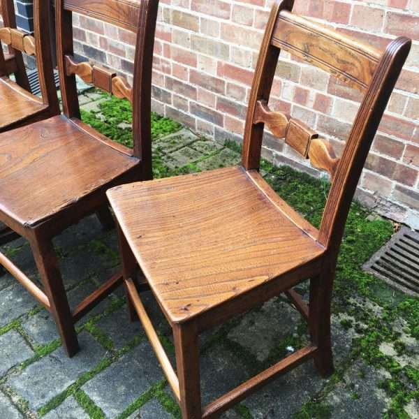 Regency Elm Country Suffolk Chairs1