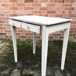 Victorian Painted Mahogany Side Table SOLD – Ref:1252