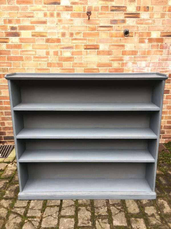 Late Victorian Painted Pine Bookshelves SOLD- Ref:1254