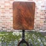 William IV Mahogany Tripod Table -SOLD Ref:1260