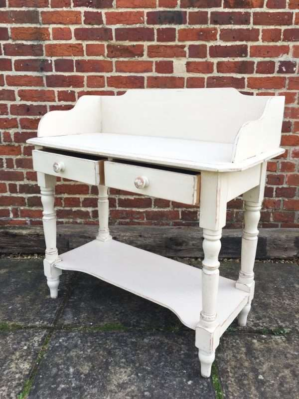 Mid Victorian Painted Pine Washstand SOLD- Ref:1264