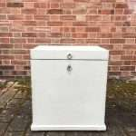 Edwardian Painted Pine Storage Box  SOLD- Ref:1270