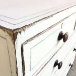 Regency Painted Mahogany Chest Of Drawers SOLD – Ref:1285